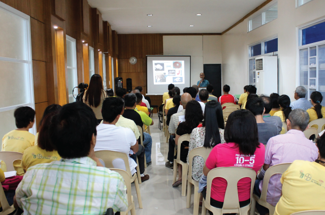 PhilRiceLB_seminar1