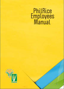 Philrice EMployees Manual