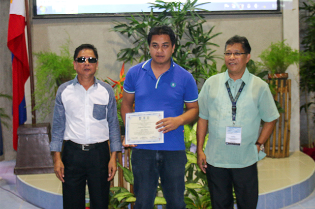 Batac award