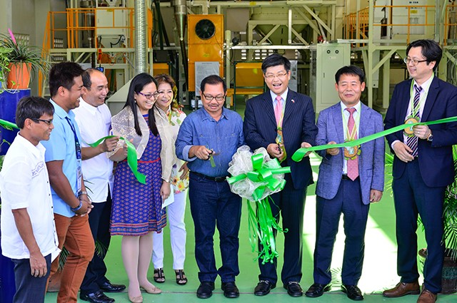 Seed processing inauguration