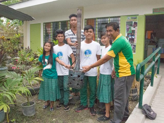 Baluan students