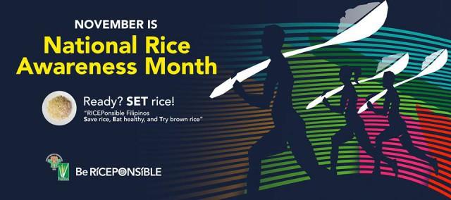 Rice Awareness Montj