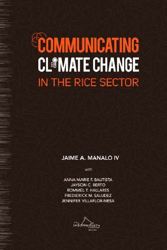 communicating climate change cover
