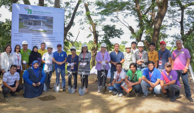 Zambo Ground Breaking