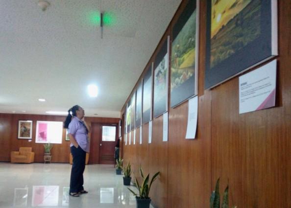Rice Science Museum_The Land Nurturers_women's month_exhibit_Charisma Love Gado Gonzales