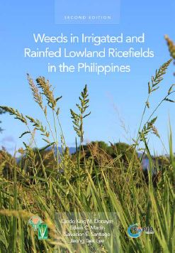 weeds in irrigated and rainfed lowland ricefields