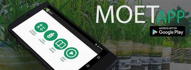 MOET app