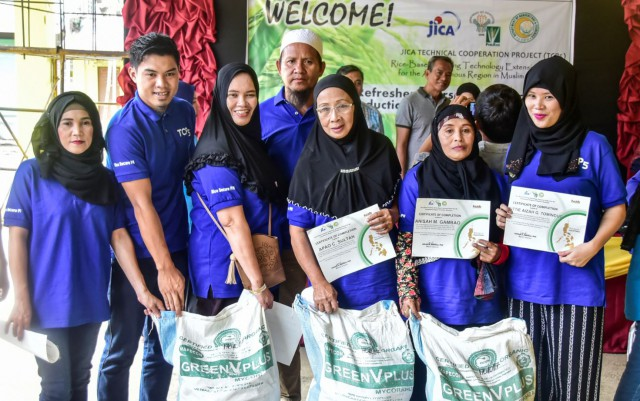 Better lives with PhilRice-JICA projects - Philippine Rice