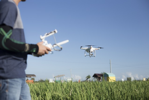 Agricultural drone: a hovering technology in the Philippine