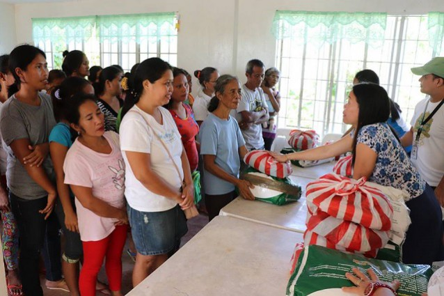 outreach in philrice bicol