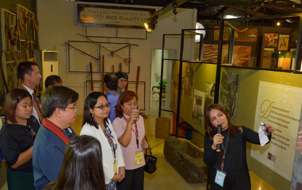 Placing crown on rice science education-Diadem Esmero